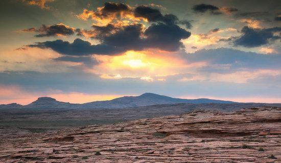 Bektau-Ata, Kazakhstan landscape photo 5