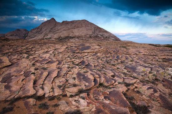Bektau-Ata, Kazakhstan landscape photo 6