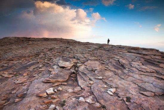 Bektau-Ata, Kazakhstan landscape photo 7