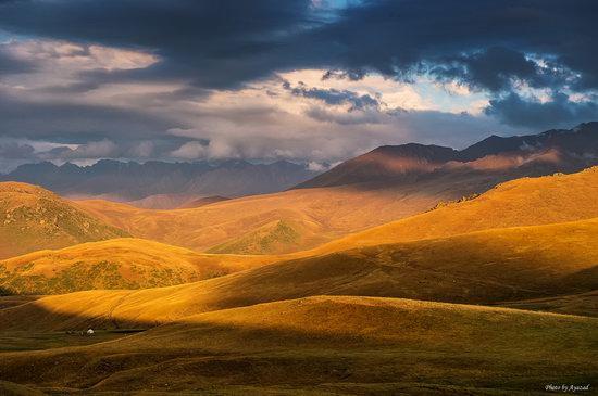 Ushkonyr plateau, Almaty, Kazakhstan landscape photo 2