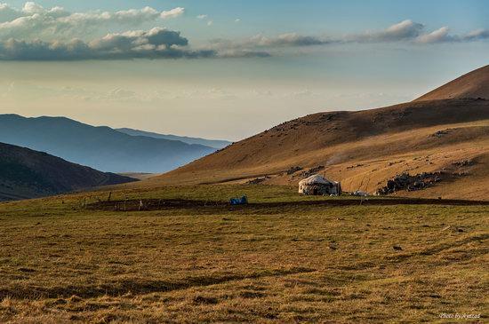 Ushkonyr plateau, Almaty, Kazakhstan landscape photo 6