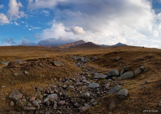 Ushkonyr plateau, Almaty, Kazakhstan landscape photo 7