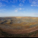 Gold mining in Kazakhstan