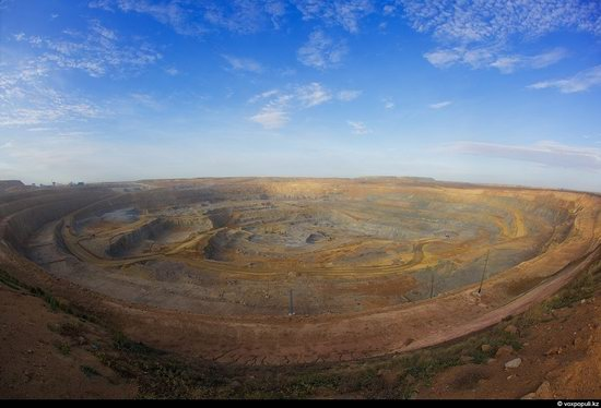Gold mining in Kazakhstan photo 1