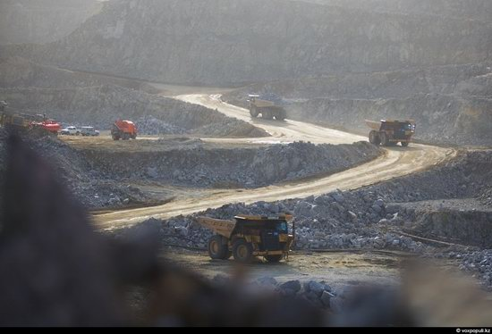 Gold mining in Kazakhstan photo 10