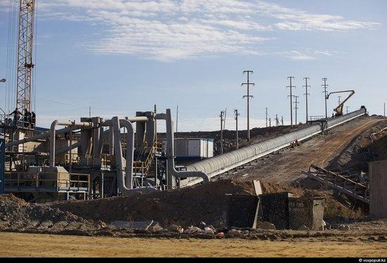 Gold mining in Kazakhstan photo 12