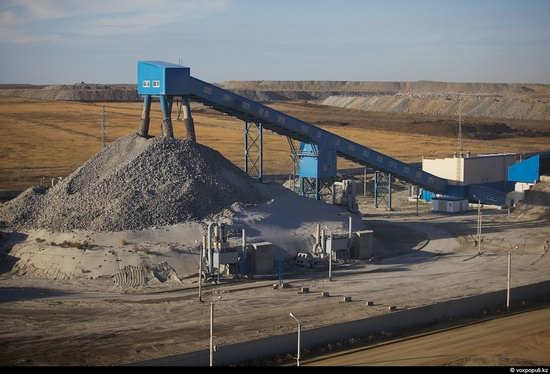 Gold mining in Kazakhstan photo 13