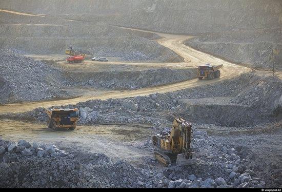 Gold mining in Kazakhstan photo 3