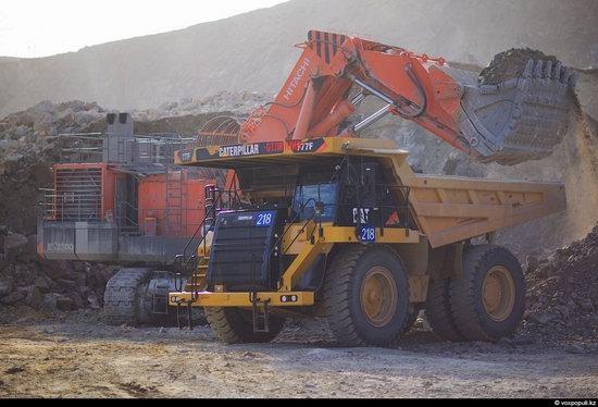 Gold mining in Kazakhstan photo 4