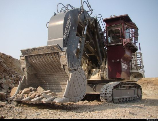 Gold mining in Kazakhstan photo 5