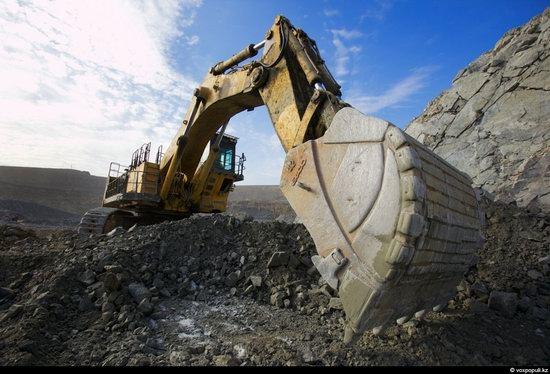 Gold mining in Kazakhstan photo 9