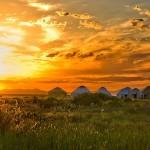 Majestic landscapes of Kazakhstan