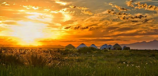 Kazakhstan majestic landscape 1