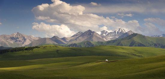 Kazakhstan majestic landscape 2