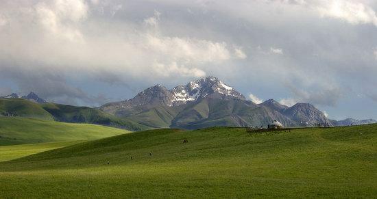 Kazakhstan majestic landscape 5
