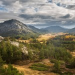 Beautiful views of Karkaraly national park