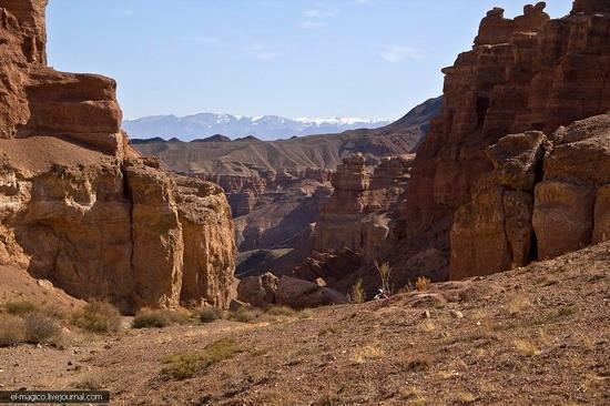 Unique nature of Charyn Canyon, Kazakhstan photo 10