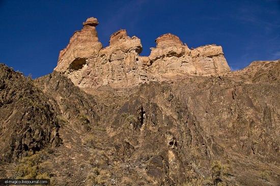 Unique nature of Charyn Canyon, Kazakhstan photo 15