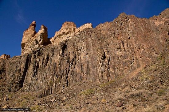Unique nature of Charyn Canyon, Kazakhstan photo 17
