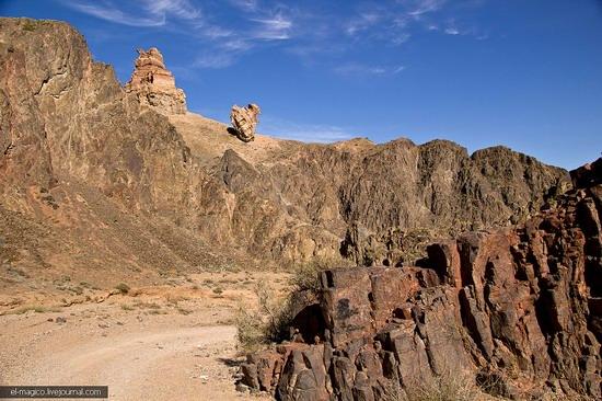 Unique nature of Charyn Canyon, Kazakhstan photo 18