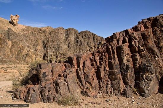 Unique nature of Charyn Canyon, Kazakhstan photo 19
