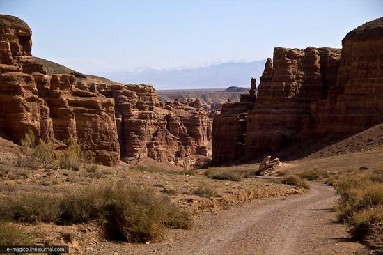Unique nature of Charyn Canyon, Kazakhstan photo 2