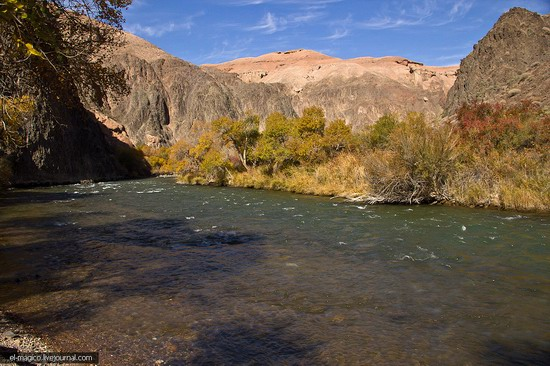 Unique nature of Charyn Canyon, Kazakhstan photo 22