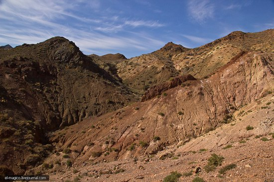 Unique nature of Charyn Canyon, Kazakhstan photo 3