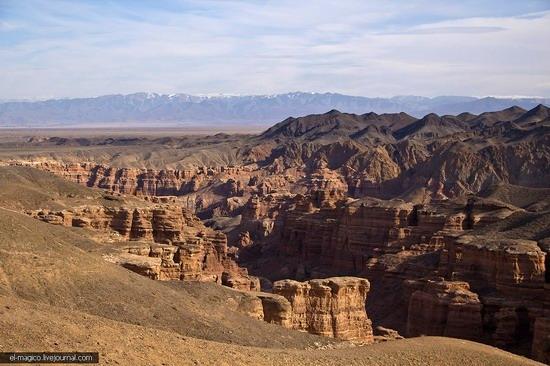 Unique nature of Charyn Canyon, Kazakhstan photo 32