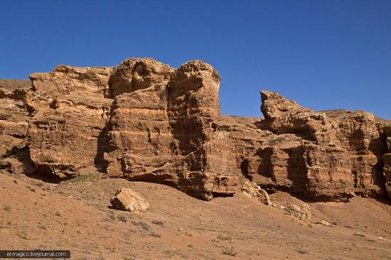 Unique nature of Charyn Canyon, Kazakhstan photo 4