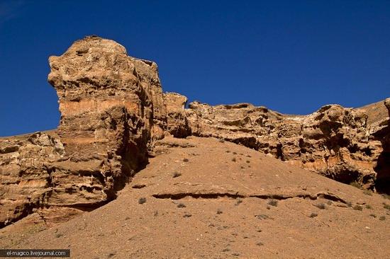 Unique nature of Charyn Canyon, Kazakhstan photo 5