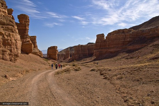 Unique nature of Charyn Canyon, Kazakhstan photo 6