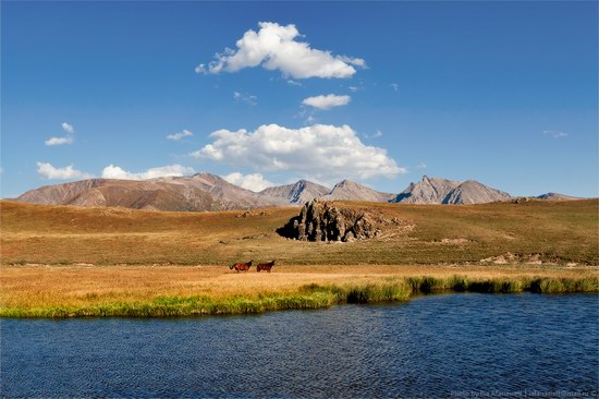 Beautiful mountain scenery of Dzungaria, Kazakhstan photo 1