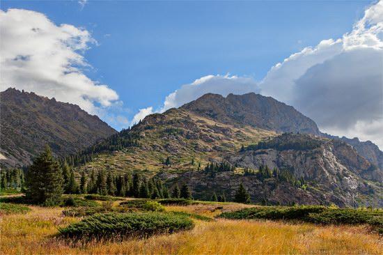 Beautiful mountain scenery of Dzungaria, Kazakhstan photo 10