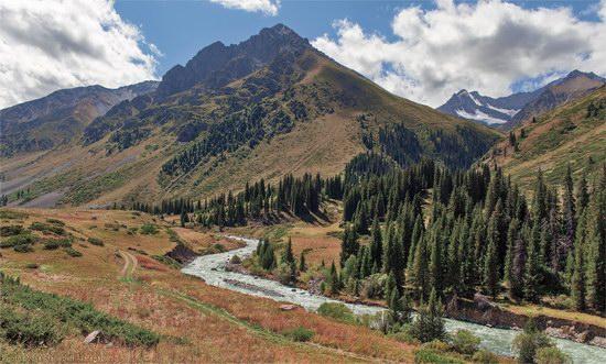 Beautiful mountain scenery of Dzungaria, Kazakhstan photo 11