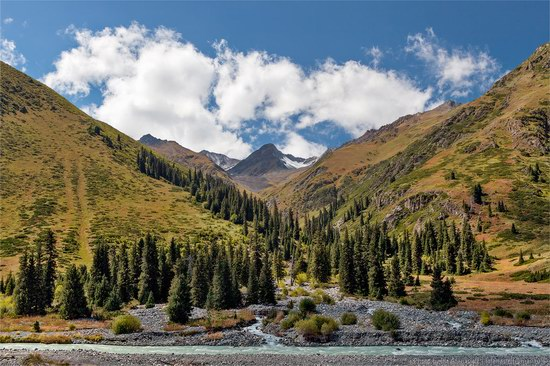 Beautiful mountain scenery of Dzungaria, Kazakhstan photo 12