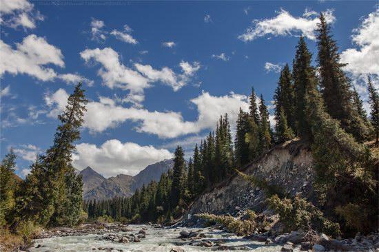 Beautiful mountain scenery of Dzungaria, Kazakhstan photo 14