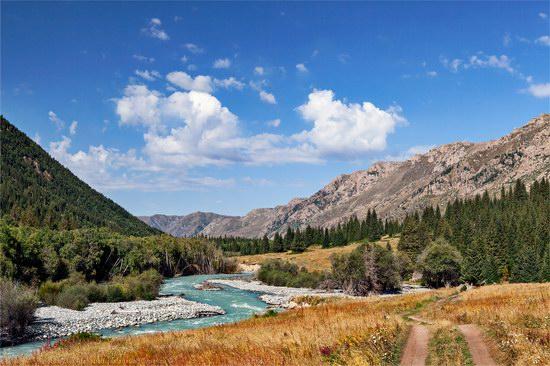 Beautiful mountain scenery of Dzungaria, Kazakhstan photo 18