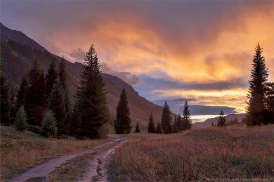 Beautiful mountain scenery of Dzungaria, Kazakhstan photo 4