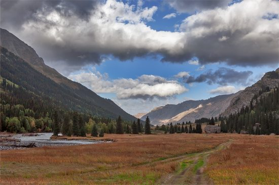 Beautiful mountain scenery of Dzungaria, Kazakhstan photo 8