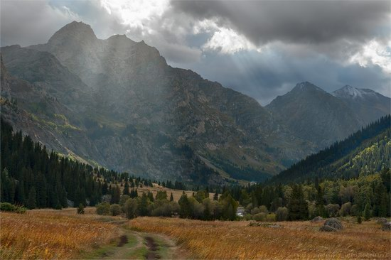 Beautiful mountain scenery of Dzungaria, Kazakhstan photo 9