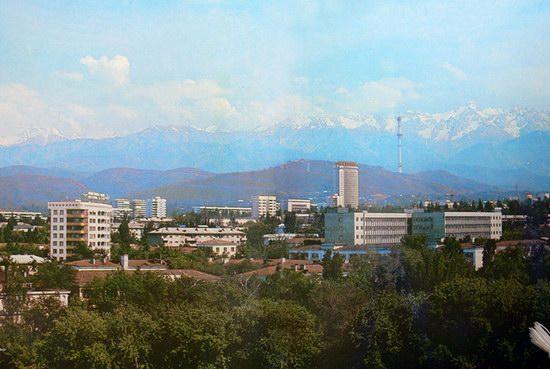 Soviet Alma-Ata, Kazakhstan photo 1