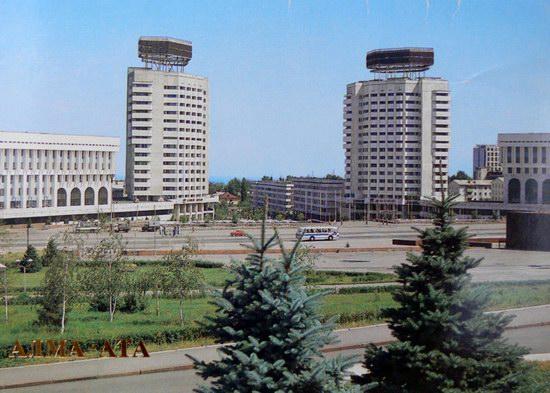 Soviet Alma-Ata, Kazakhstan photo 10