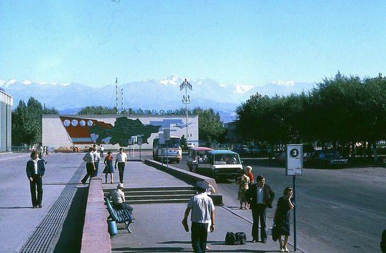 Soviet Alma-Ata, Kazakhstan photo 12