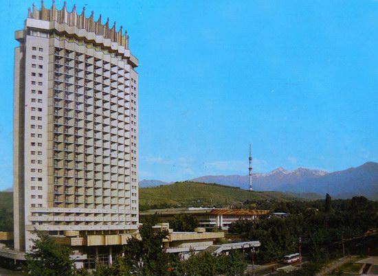 Soviet Alma-Ata, Kazakhstan photo 7