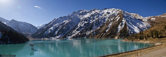 Big Almaty Lake and surroundings, Kazakhstan photo 2