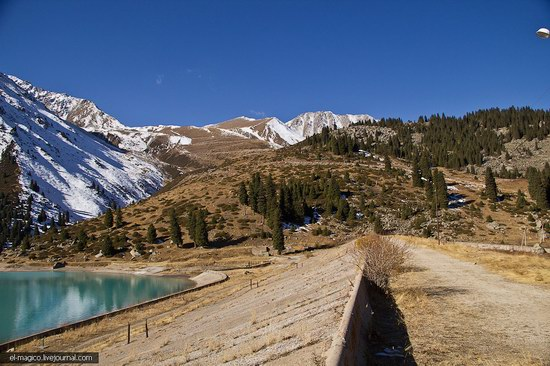 Big Almaty Lake and surroundings, Kazakhstan photo 3