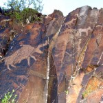 Tamgaly Gorge – unique concentration of rock carvings
