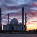 Hazrat Sultan – the largest mosque in Central Asia