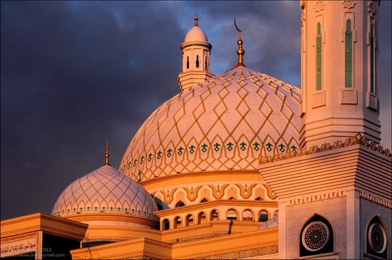 Hazrat Sultan mosque, Astana, Kazakhstan photo 13
